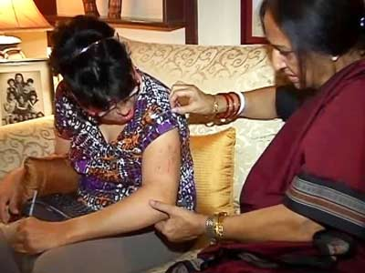 Video : Mumbai: No place for specially-abled