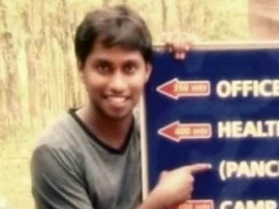 Video : IAS candidate commits suicide after 'goof up' in UPSC results