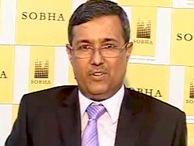Video : Robust cash generation of Rs195 crore post interest: Sobha Developers on Q4 earnings