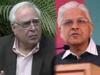 Video : Sibal overturns Ashwani Kumar's decision on conciliation with Vodafone
