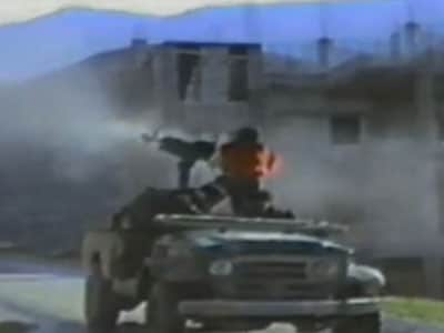 Video : The World This Week: When guns tore Lebanon apart (Aired: Jan 1989)