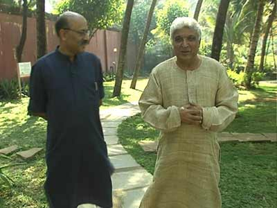 Video : Walk The Talk with Javed Akhtar (Part 1)