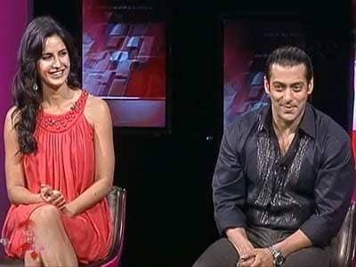 Video : India Questions Salman Khan and Katrina Kaif (Aired: December 2008)