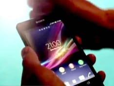 Sony announces Xperia ZR