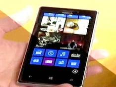 Nokia launches Lumia 925 in London