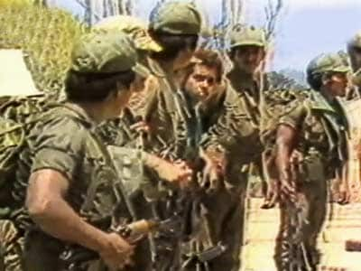 Video : The World This Week: An olive branch in Central America (Aired: March 1989)