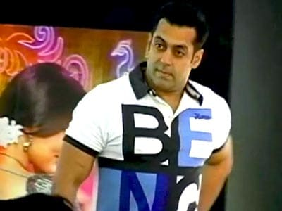 Video : Salman's <i>Mental</i> is stable
