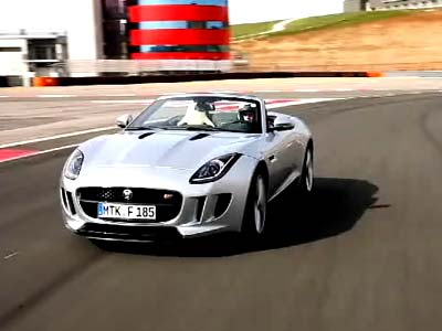 Jaguar F-Type unleashed, DC Duster modifications