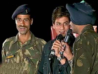Video : Jai Jawan with Shah Rukh Khan (Aired: April 2004)