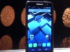 Panasonic enters the smartphone market with P51