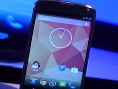 LG Nexus 4 available for Rs. 25,999