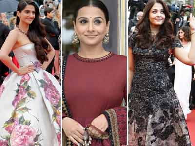 Video : Report card: The best dressed Indian at Cannes 2013