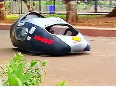Video : गजब 'जुगाड़', एक लिटर में चले 300 किमी