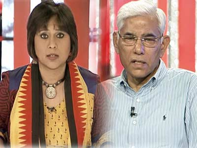 Video : Politics is not my cup of tea: former CAG Vinod Rai to NDTV