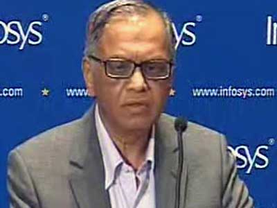 "Video : ""Second innings"" at Infosys exciting yet challenging: Narayana Murthy"