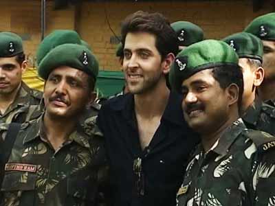 Video : Jai Jawan with Hritihik Roshan (Aired: July 2004)