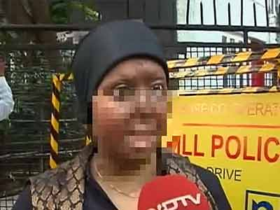 Video : तेजाब हमला पीड़िता के परिवार ने पाटिल से की मुलाकात