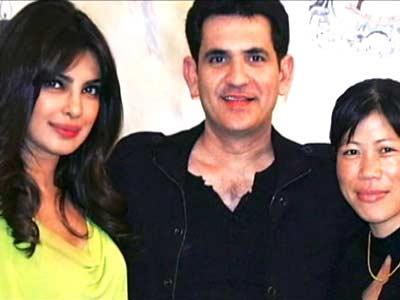 Video : Priyanka Chopra out of Mary Kom's boxing gloves?