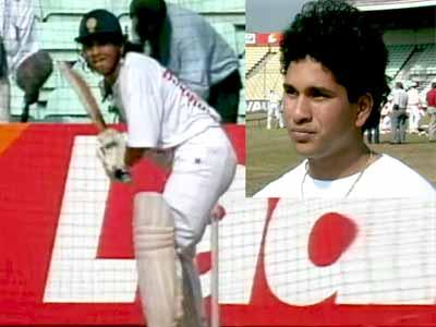 Video : The World This Week: Sachin Tendulkar, boy wonder (Aired: August 1990)