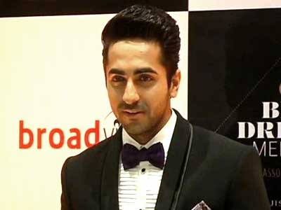 Style evolves with time: Ayushmann Khurrana