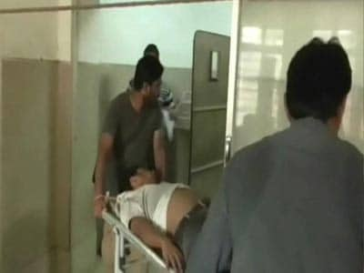 Video : Journalists attacked allegedly by Trinamool workers