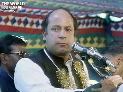 Video : The World This Week: Nawaz Sharif is Pakistan's new PM (Aired: November 1990)