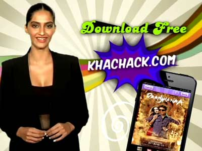 Video : Want to get your photo clicked with Sonam Kapoor?