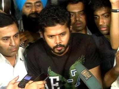 Video : I have always played the game in the right spirit: Sreesanth
