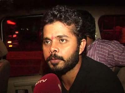 Video : I have always worn towels while bowling: Sreesanth after leaving Tihar