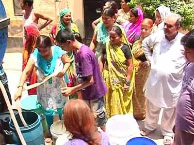 Video : Delhi: India's 'water crisis capital'