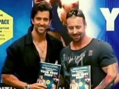 Video : Drama over Hrithik's <I>Krrish 3</I> release date