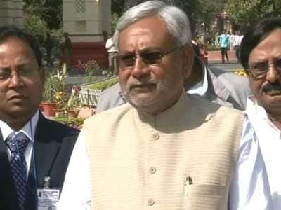 Video : With Nitish exploring options, Bihar BJP calls emergency meet