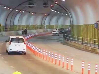 Videos : देश का दूसरा सबसे बड़ा पुल इस्टर्न फ्री-वे जनता के लिए खुला