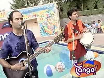 Video : एनडीटीवी क्लासिक : फिटनेस शो टैंगो में सिंगर मोहित और टीम