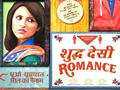 Video : First look: Parineeti, Sushant's <i>Shuddh Desi Romance</i>