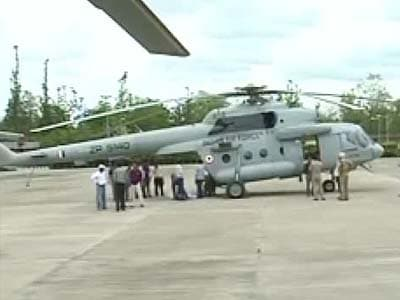 Video : Air Force choppers carry relief material, food to rain-battered Kedarnath