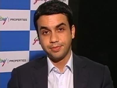 Video : Godrej Properties CEO Pirojsha Godrej on investment outlook