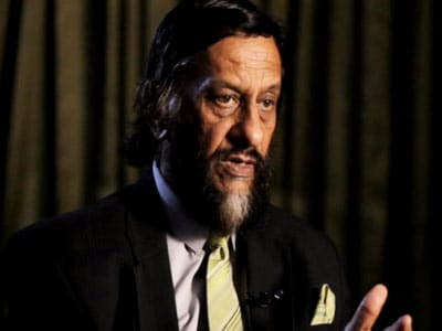 Video : Dr Rajendra Pachauri on how to turn the tide of climate change
