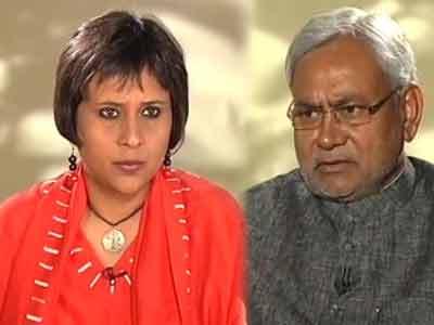 Video : BJP leaders look helpless, are they under corporate pressure, asks Nitish Kumar