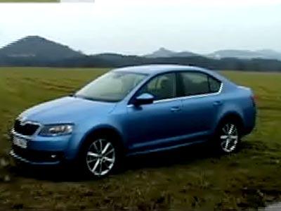 Video : Driving the third generation Skoda Octavia