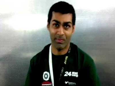 Video : Karun Chandhok upbeat ahead of Le Mans 24 hours car race