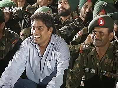 Video : Jai Jawan with Johnny Lever (Aired: November 2004)