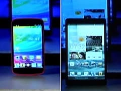 New smartphones from Huawei and Gionee