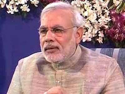 Video : Narendra Modi hits out at 'dual power centre' in government