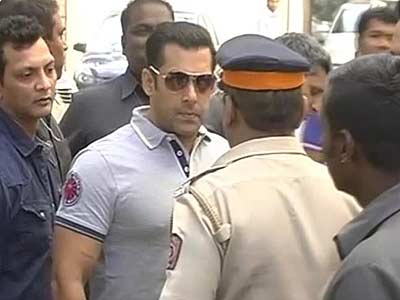 Video : Salman Khan to be tried for culpable homicide in 2002 hit-and-run case