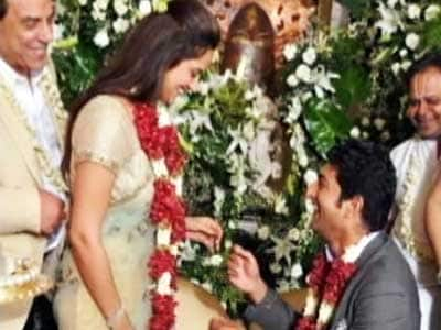 Ahana Deol is finally engaged