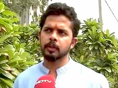 Video : मैं वापसी की तैयारी कर रहा हूं : श्रीसंत
