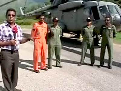 Video : Uttarakhand: among the Air Force heroes are two couples