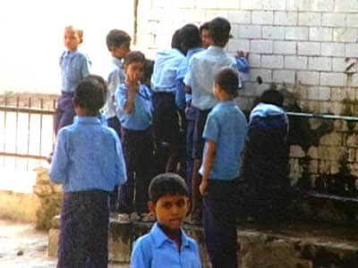 Video : Many govt schools have no toilets, drinking water, survey reveals