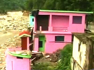 Video : In Uttarakhand rains, years of efforts washed away